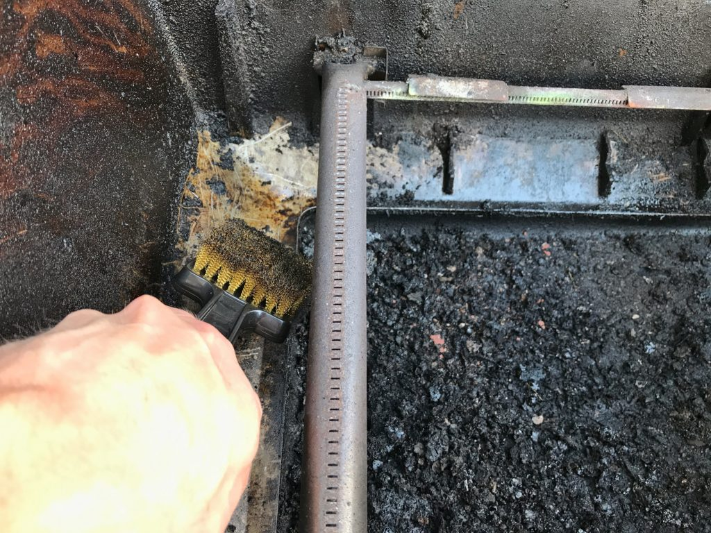 Grill Maintenance – Sear Nation
